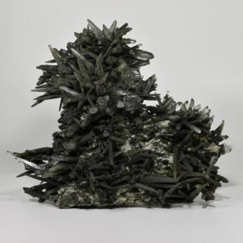 [高品質・ガネッシュヒマール産]ヒマラヤ水晶クラスター(ニードルクォーツクラスター)