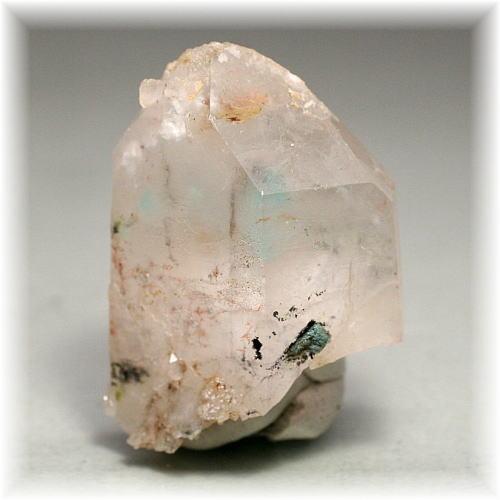 南アフリカ/メッシーナ鉱山産アホーアイトインクォーツ(AJOITEinnQUARTZ-IS104)