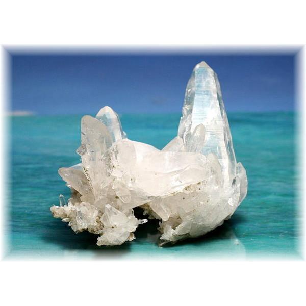 アンナプルナ産ヒマラヤ水晶クラスター(ANNAPURNA-CLUSTER207)