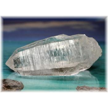 アンナプルナ産ヒマラヤ水晶ナチュラルポイント(ANNAPURNA-QUARTZ212)