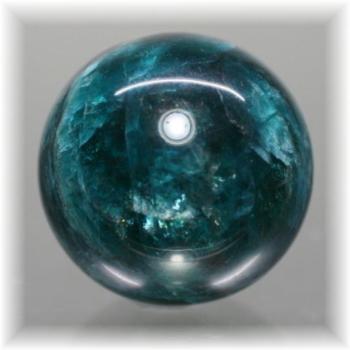 [高品質]ネオンブルーアパタイトスフィア(APATITE-SPHERE508IS)