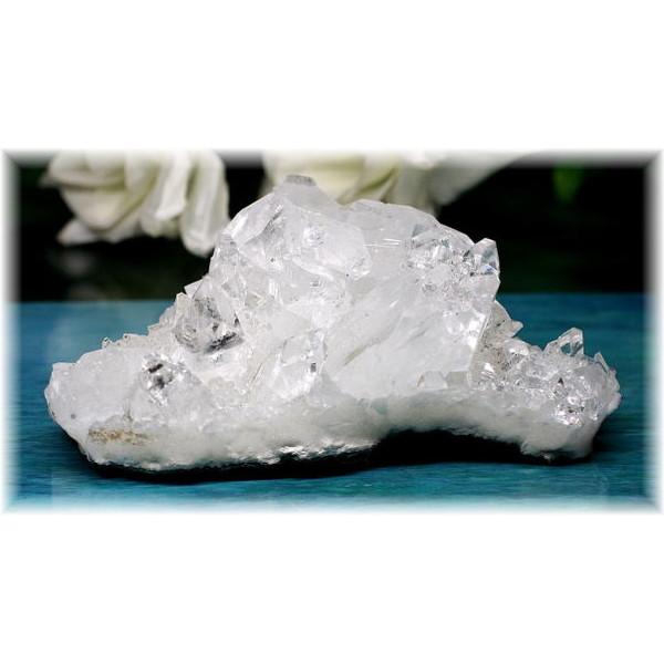 インド産アポフィライト結晶石(APOPHYLITE-601)