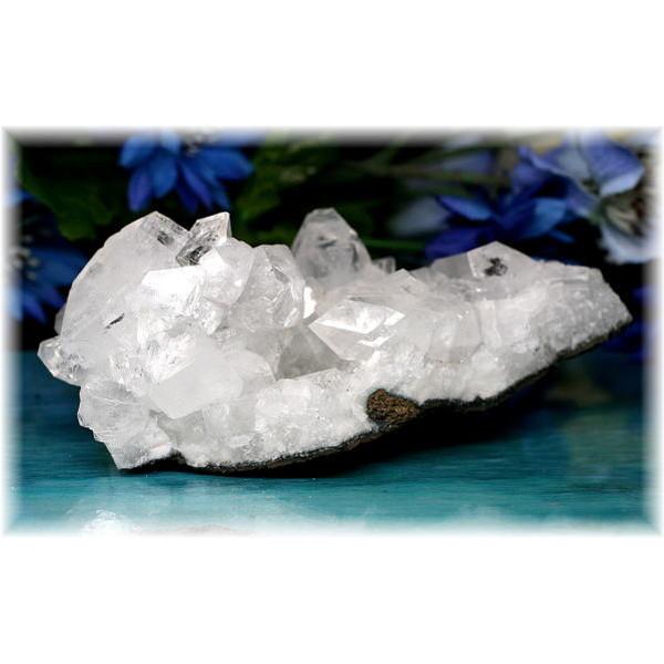 インド産アポフィライト結晶石