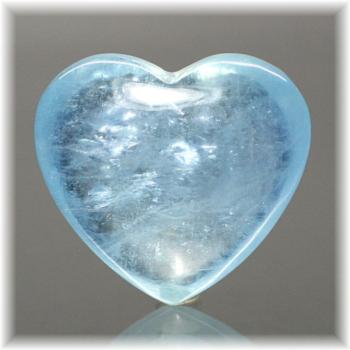 ブラジル産アクアマリン ハートシェイプ[AQH-104](Aquamarine-Heart104IS)