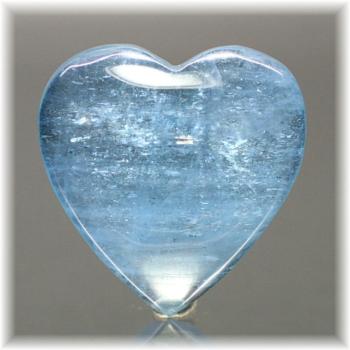 ブラジル産アクアマリン ハートシェイプ[AQH-105](Aquamarine-Heart105IS)