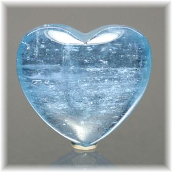 ブラジル産アクアマリン ハートシェイプ[AQH-109](Aquamarine-Heart109IS)