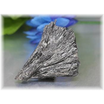 ブラジル産ブラックカイヤナイト結晶石(Black-Kyanite105)