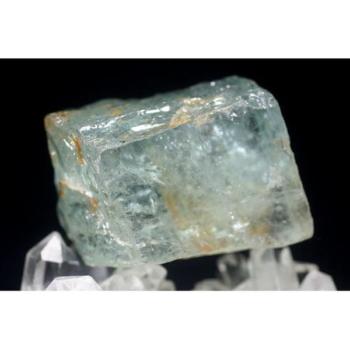 ブラジル産 天然ブルートパーズ 結晶石(BLUTOPAZ-CK14)