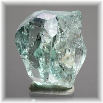 ブラジル産最高品質天然ブルートパーズ 結晶(BLUTOPAZ-CRYSTAL487)