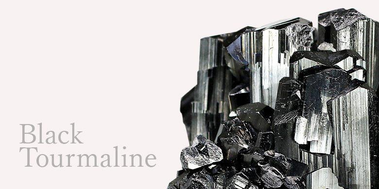 ブラックトルマリン(ショール)クラスター