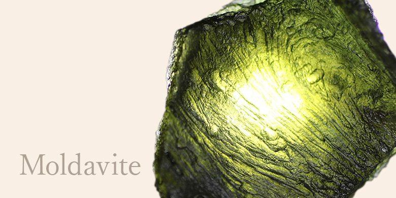 モルダバイト原石・結晶