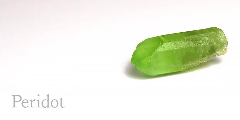 ペリドット原石・結晶
