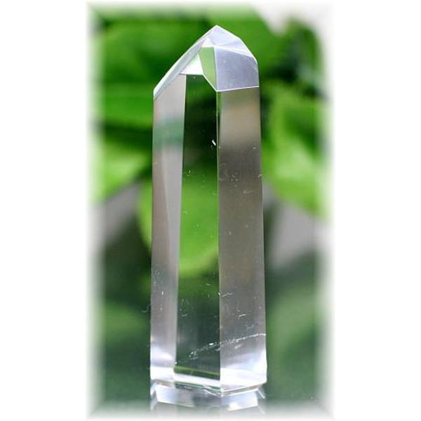 ブラジル産水晶ポリッシュポイント(CLYSTAL-PP102)