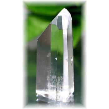 ブラジル産水晶ポリッシュポイント(CLYSTAL-PP103)