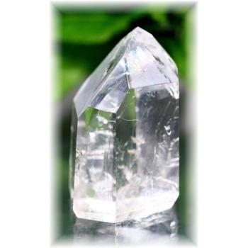 ブラジル産水晶ポリッシュポイント(CLYSTAL-PP108)