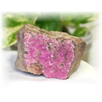 コンゴ産 コバルトカルサイト 結晶石(COBALT-201)