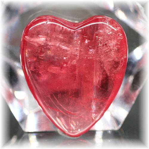 コロラド スウィートホーム鉱山産インカローズ ハートシェイプ(COLORADOINKAROSE-HEART530)