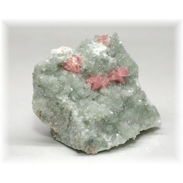 コロラド産インカローズ結晶付き原石(COLORADO,INKAROSE-RAF104)