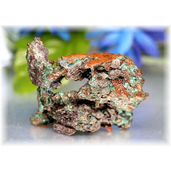 アメリカ産 自然銅原石(COPPER-RAF102)