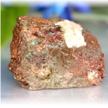 アメリカ産 自然銅原石(COPPER-RAF104)