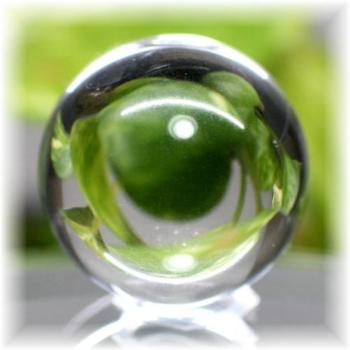 天然本水晶無垢 丸玉(CRYSATL-SPHERE15IS)