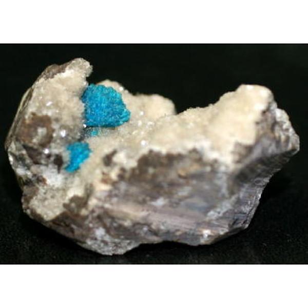 カバンサイト 結晶石(CAVANSITE-07)