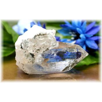 ガネッシュヒマール産ヒマラヤ水晶ナチュラルポイント(GANESCLYSTAL-157)