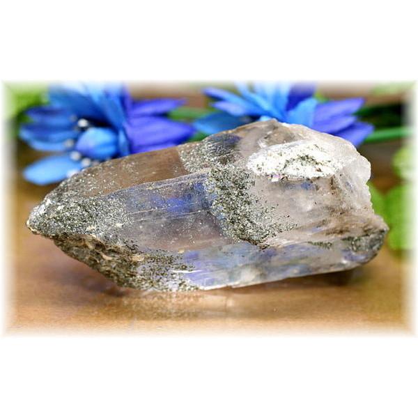 ガネッシュヒマール産ヒマラヤ水晶ナチュラルポイント(GANESCLYSTAL-158)