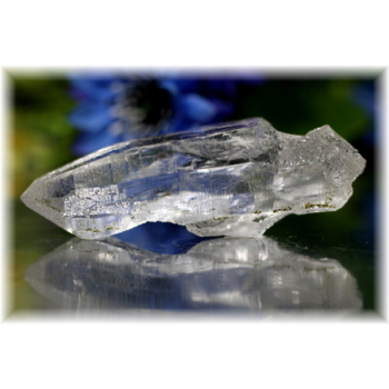 ガネッシュヒマール産ヒマラヤ水晶ナチュラルポイント(GANESCLYSTAL201IS)