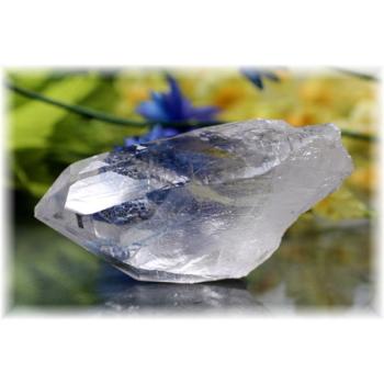 ガネッシュヒマール産ヒマラヤ水晶ナチュラルポイント(GANESCLYSTAL208IS)