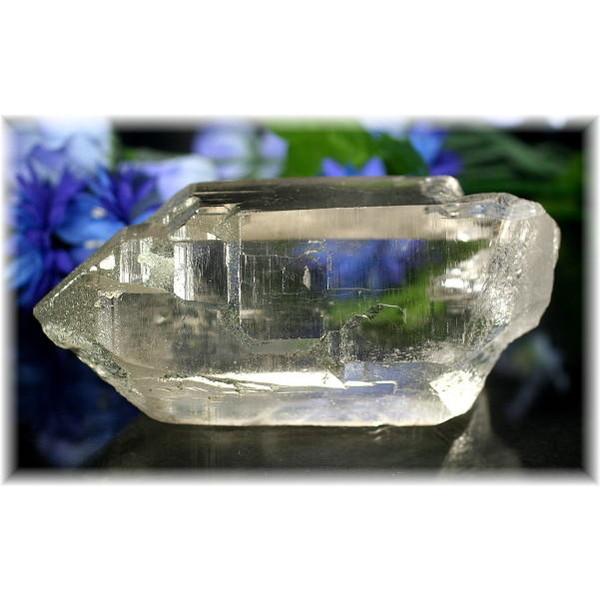 ガネッシュヒマール産ヒマラヤ水晶ナチュラルポイント(GANESCLYSTAL598IS)