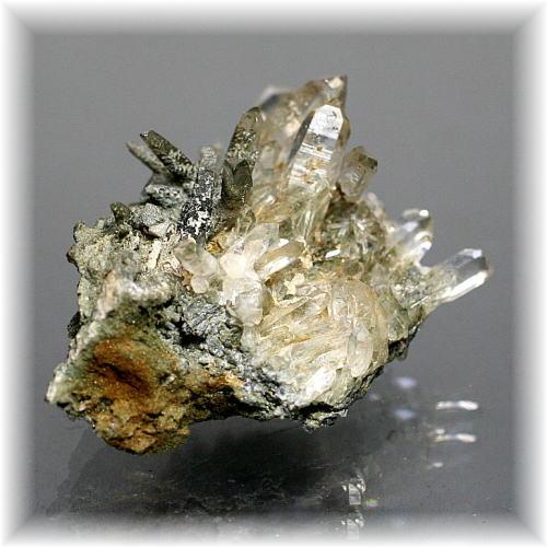 ガネッシュヒマール産ヒマラヤ水晶ミニクラスター(GANESH-MINI205)