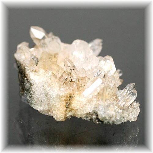 ガネッシュヒマール産ヒマラヤ水晶ミニクラスター(GANESH-MINI206)