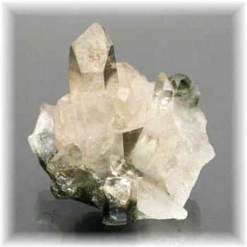 ガネッシュヒマール産ヒマラヤ水晶ミニクラスター(GANESH-MINI208)