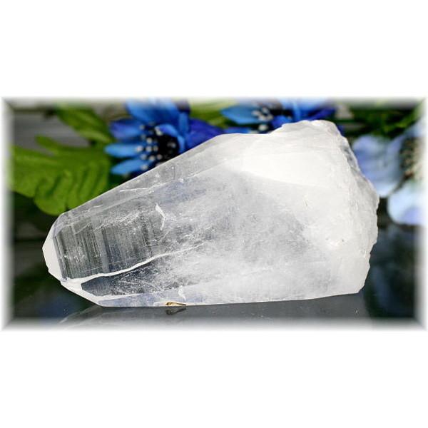 ガネッシュヒマール産ヒマラヤ水晶ナチュラルポイント特価(GANESH-SP1705)