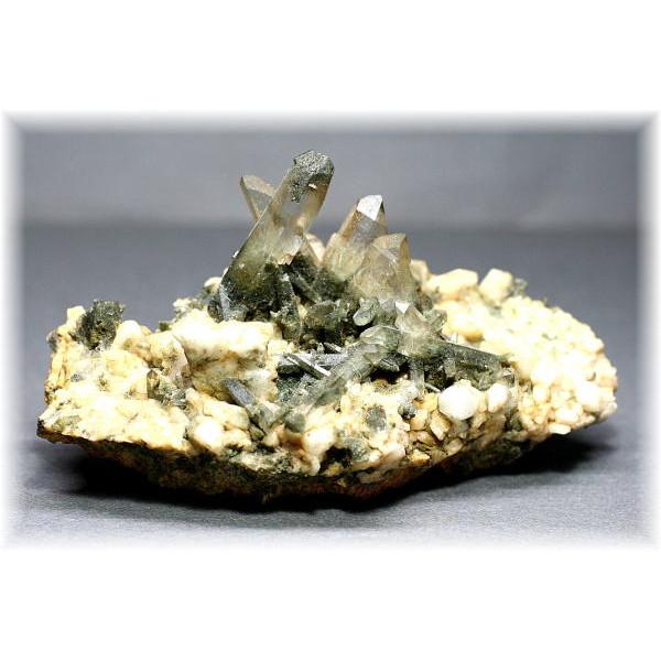 ガネッシュヒマール産ヒマラヤ水晶クラスター(GANESHCLUSTER-SP709)