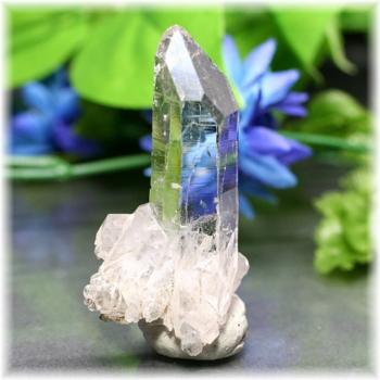 [ガネッシュヒマール産]ヒマラヤ水晶 ナチュラルポイント(GHN-QZ0312)