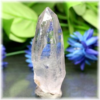 [ガネッシュヒマール産]ヒマラヤ水晶 ナチュラルポイント(GHN-QZ0824)