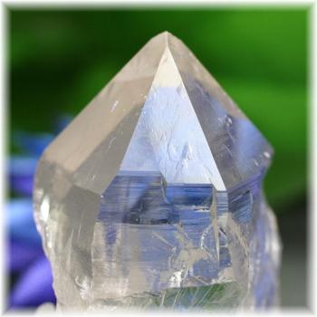 [ガネッシュヒマール産]ヒマラヤ水晶 レコードキーパー(GHN-RK0399)