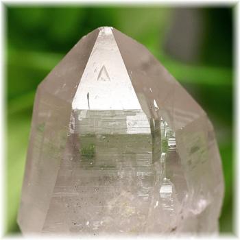 [ガネッシュヒマール産]ヒマラヤ水晶 (レコードキーパー)/セルフヒールド(GHN-RK0813)