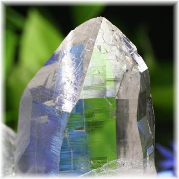 [ガネッシュヒマール産]ヒマラヤ水晶 (レコードキーパー有)(GHN-RK3380)