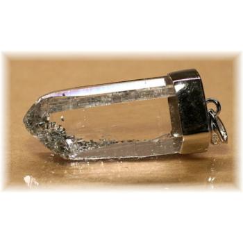ガネッシュヒマール産ヒマラヤ水晶スーパーナチュラル ペンダント(GANEZA-SUPEARNUTURAL011)