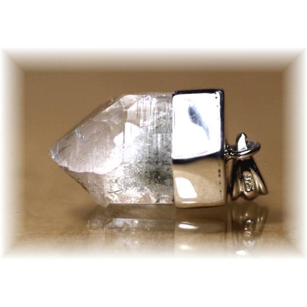 ヒマラヤ水晶スーパーナチュラル ペンダント