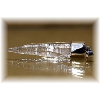 ガネッシュヒマール産ヒマラヤ水晶スーパーナチュラル ペンダント(GANEZA-SUPEARNUTURAL149)