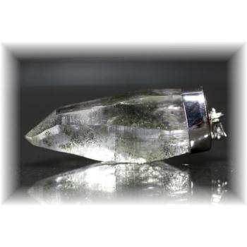 ガネッシュヒマール産ヒマラヤ水晶スーパーナチュラル ペンダント(GANEZA-SUPEARNUTURAL152)