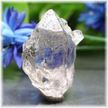 [ガネッシュヒマール産]ヒマラヤ水晶 ダブルポイント(両剣水晶)(GHN-WPQ551)