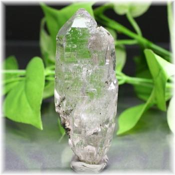 [ガネッシュヒマール産]ヒマラヤ水晶 ダブルポイント(両剣水晶)(GHN-WPQ1251)