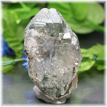 [ガネッシュヒマール産]ヒマラヤ水晶 ダブルポイント(両剣水晶)(GHN-WPQ1888)