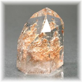 ブラジル産ガーデン水晶ポイント(GERDENQUARTZ-PP109)