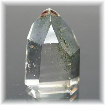 ブラジル産ガーデン水晶ポイント(GERDENQUARTZ-PP112)